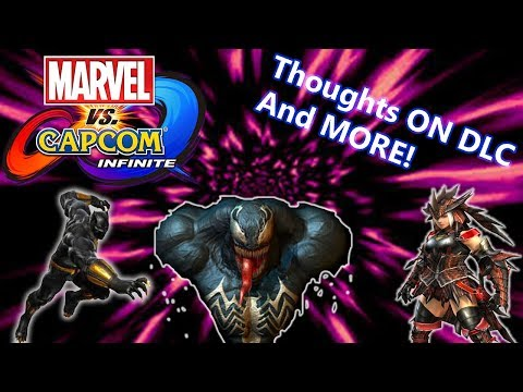 Marvel Vs. Capcom Infinite DLC Thoughts! |