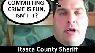 Lion News: Nemmers Files Criminal Complaints VS. Itasca Co. Sheriff Vic Williams & Admin. Klein?