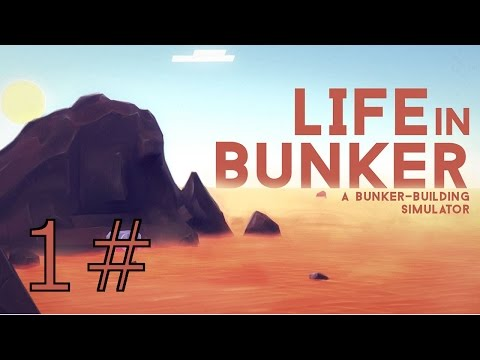 Make farms work ?! Toilet Problem ?! WHAT !? | Life in Bunker |  First Impresion - gameplay