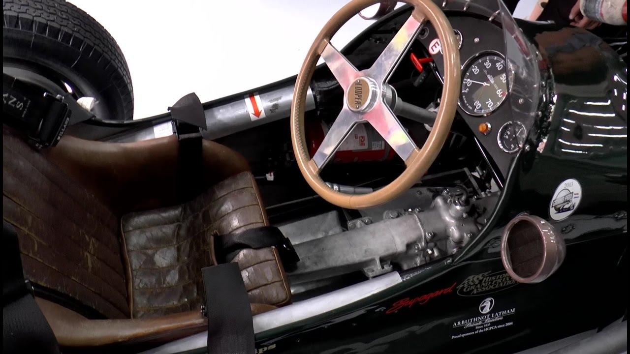 Cooper Bristol MK I And MK II Formula Cars Walkaround - Cool cars bristol
