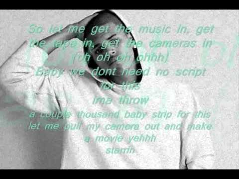 Twister (chris brown)- Make A Movie-With Lyrics
