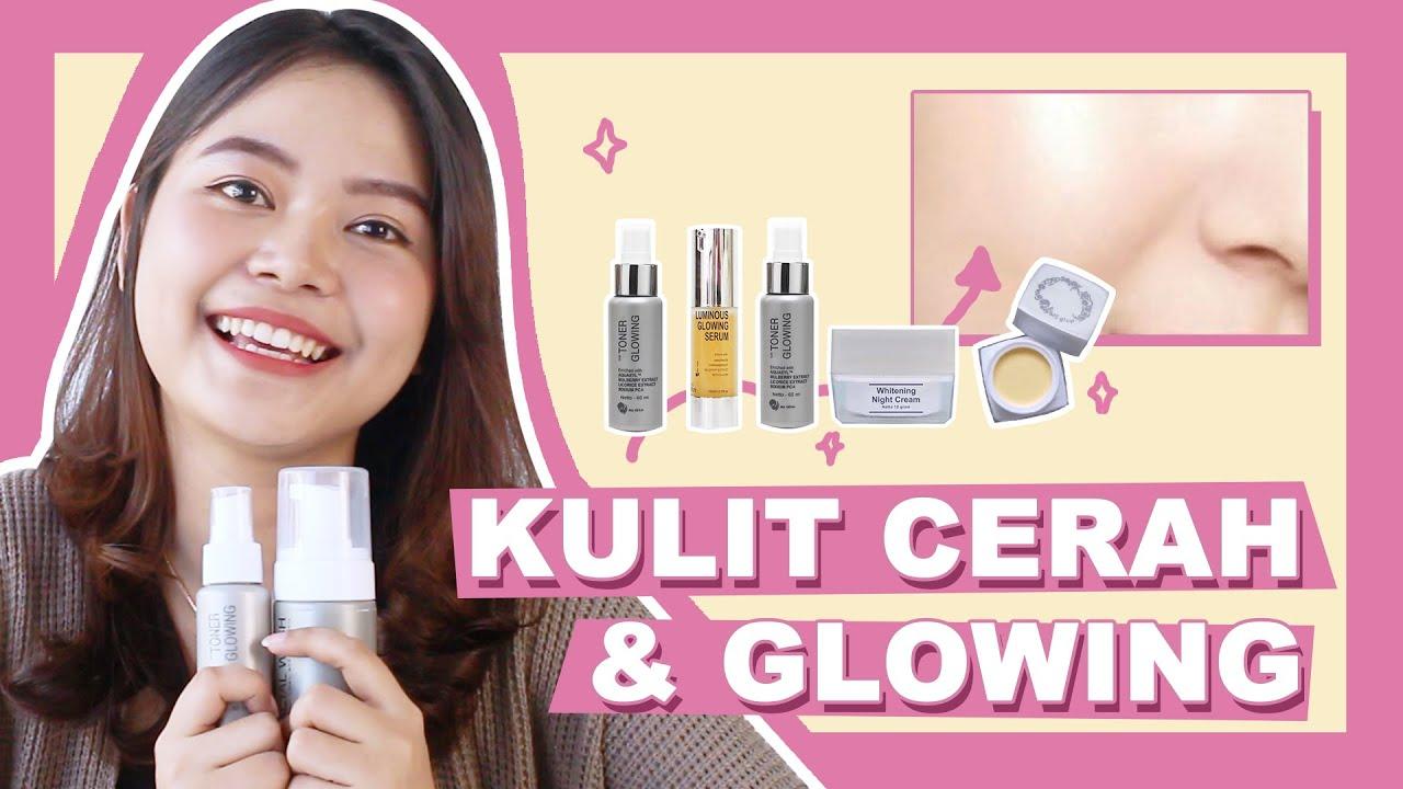 Review Rangkaian Skincare Ms Glow Whitening Series | # ...