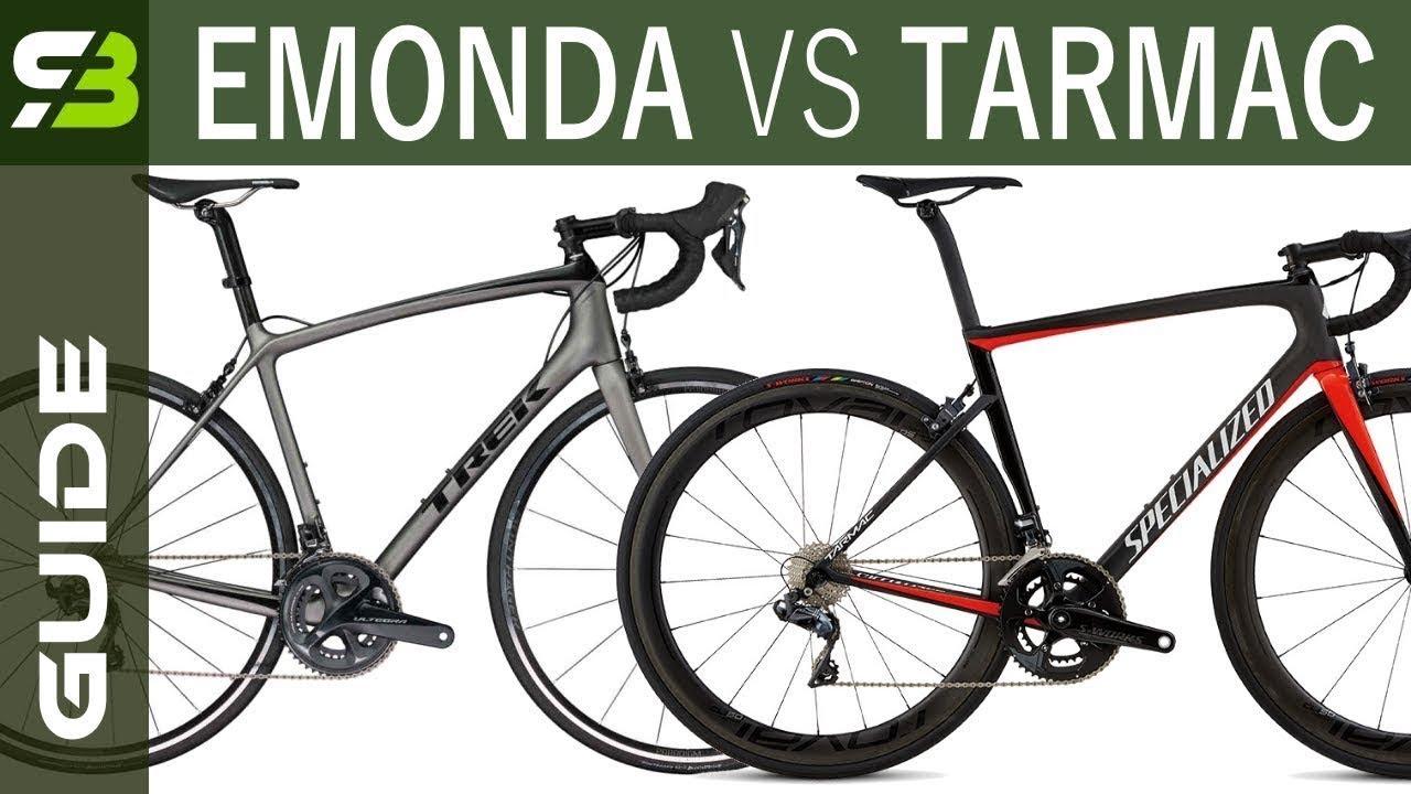 ff57e2fa649 Trek Emonda vs Specialized Tarmac. My 2 Tips. Online Buyer's Guide ...