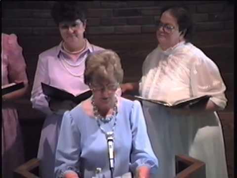 ARCHIVE: 1991 JoySong Women's Concert