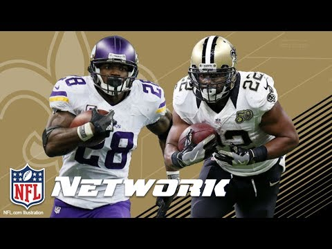 Drew Brees on Peterson and Ingram RB Duo & New Wide Receivers | Good Morning Football | NFL Network