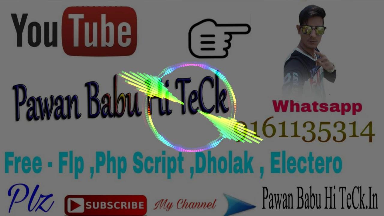 Oye Hoy Palangiya Tut Gail 2 [ Hard Fadu Mix New Comption Dance Mix ] Dj  Pawan Babu Hi TeCk Call Me-