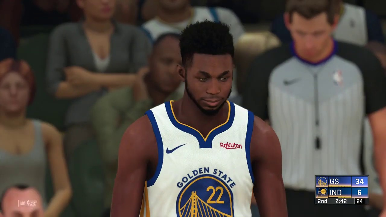 Warriors vs Pacers Full Game Highlights ...