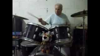 the turtles-eleonore(scende la pioggia)original version -drum cover.AVI