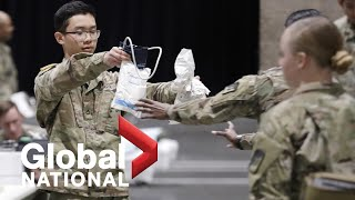 Global National: March 31, 2020 | Canada to spend $2 billion on COVID-19 protective equipment