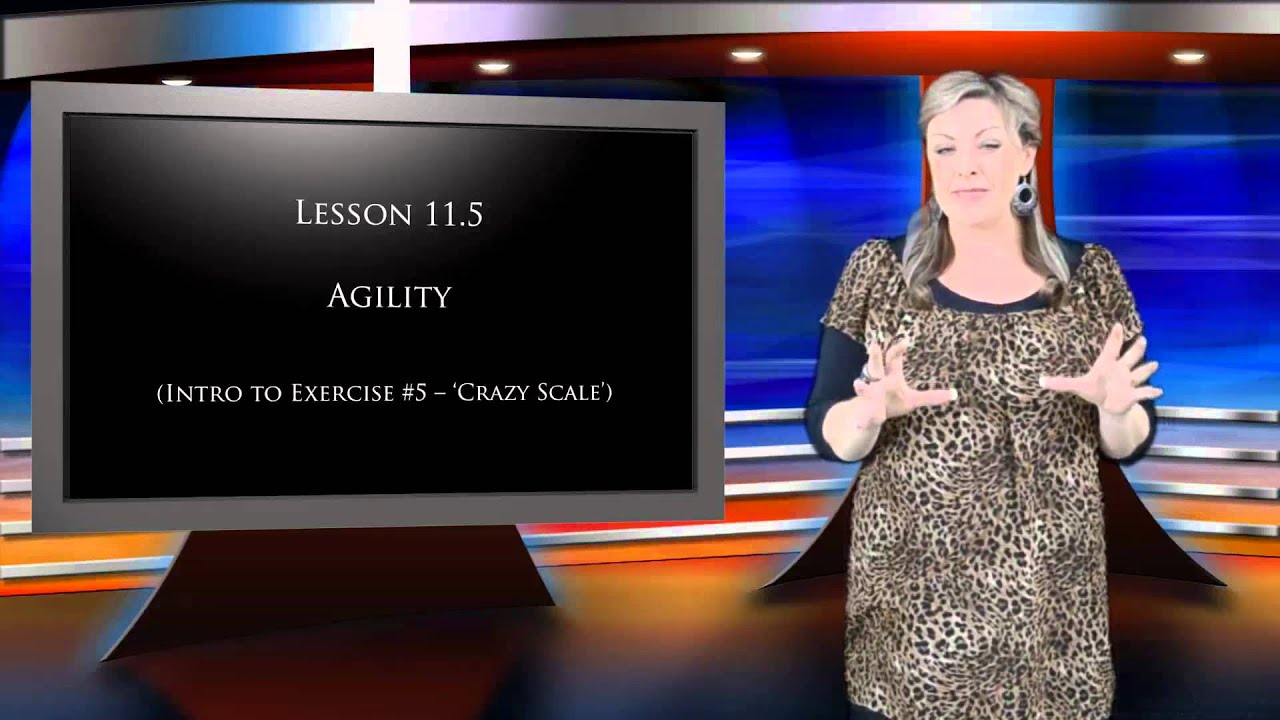 singing lessons lesson 11 vocal agility youtube. Black Bedroom Furniture Sets. Home Design Ideas
