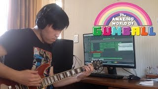 The Amazing World Of Gumball -Without You Cover