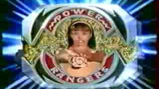 Transformation Power Ranger Mighty Morphing saison 2  FR
