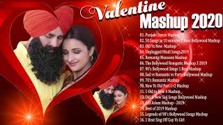 Valentine Mashup 2020 - The Love Mashup – All Hit Romantic Hindi Songs Mix - VALENTINE'S DAY SPECIAL