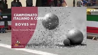 Finali Campionato Italiano Coppie M/F Cat.A1/A