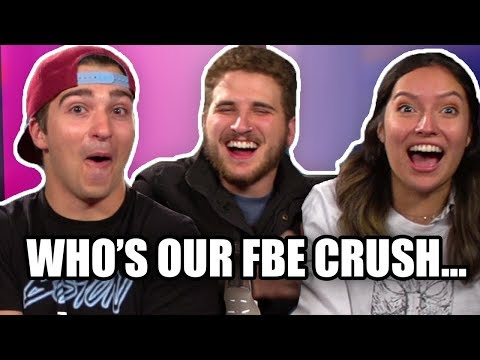 REVEALING OUR REACT CAST CRUSH | SPILL IT OR FILL IT | ft. REACT CAST