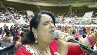 Tripti Chhaya Bhanubhai Vora Raas Garba  04 Oct 2