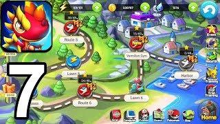 Trainer Legend Gameplay Walkthrough Part 7 (Android IOS)