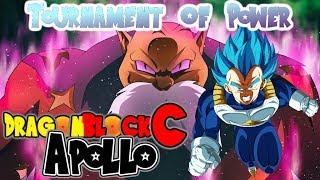 Minecraft Dragon Block C Apollo Minecraft DBZ Server | Ep 5 Tournament Of Power!!! Drop Party!!!