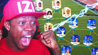FIFA 16 - FULL TOTS vs FULL LEGENDS !!!