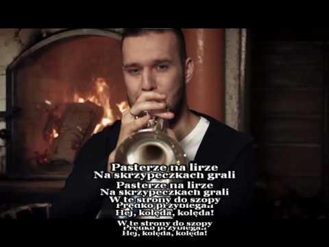 Karaoke ENEJ - Skrzypi Wóz + Tekst + Vocal ( Kolęda )