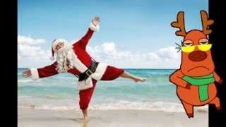 Reggae Christmas-Here Comes Santa Claus
