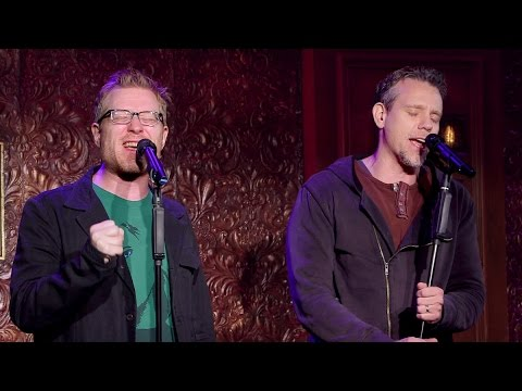 """Anthony Rapp and Adam Pascal Relive Their Rent Days With """"What You Own"""""""