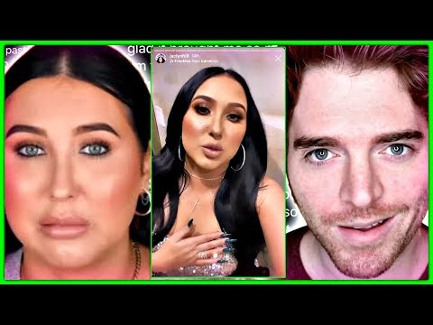 Jaclyn Hill DISSED Shane Dawson & Jeffree Star
