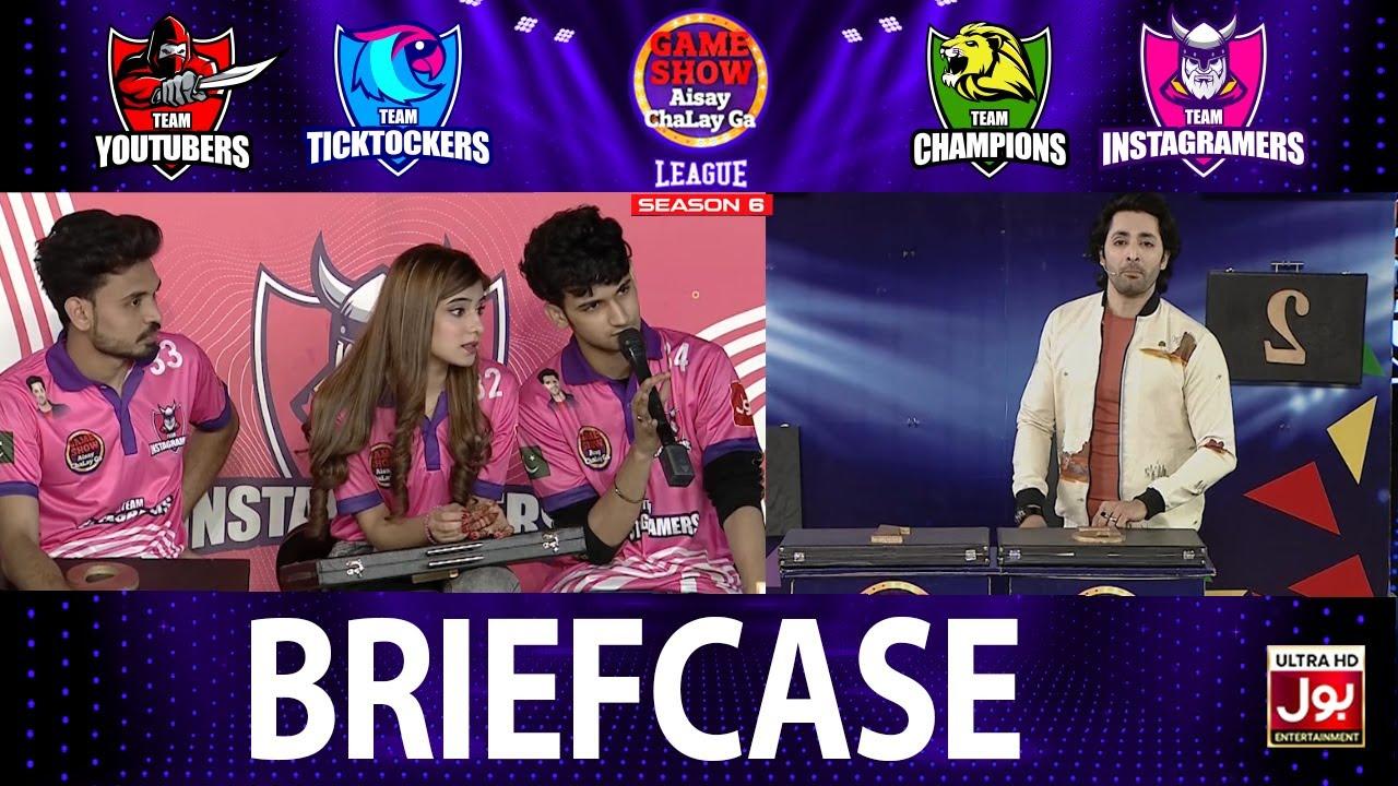 Download Briefcase | Game Show Aisay Chalay Ga League Season 6 | Danish Taimoor Show | TikTok