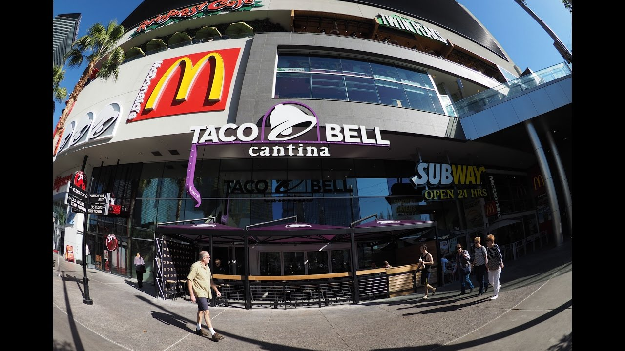 Taco Bell Hotel: The Bell luxury resort opens this summer