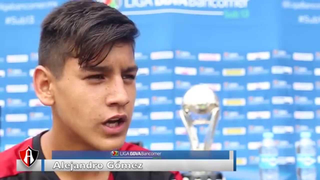 Jess Alejandro Gmez debuta con Atlas en Liga MX