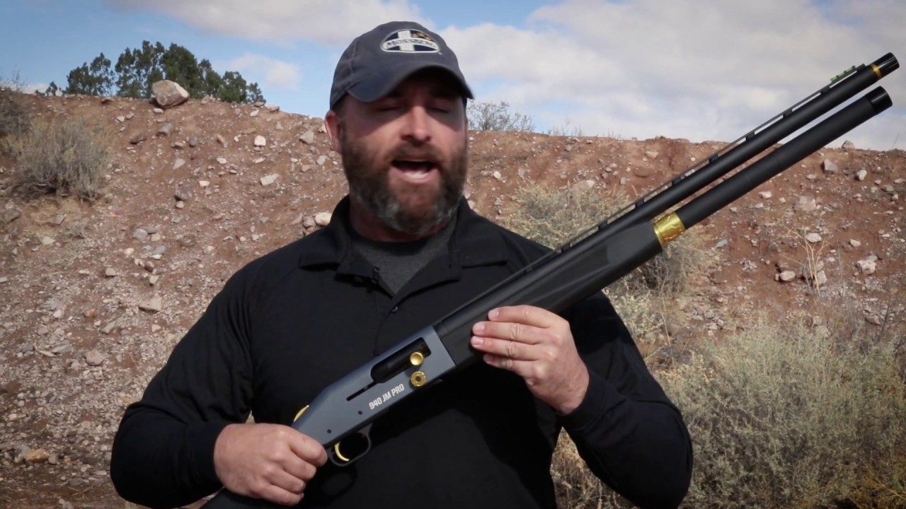 Mossberg 940 Jm Pro Features And Benefits Youtube