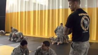 Combatives School Instructors learn to teach life-saving skills