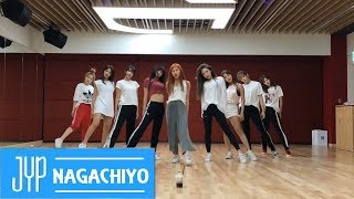 [Mirrored] TWICE_Dance the night away [反転/ダンス用]