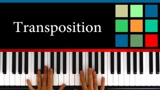 How To Transpose Music On The Piano