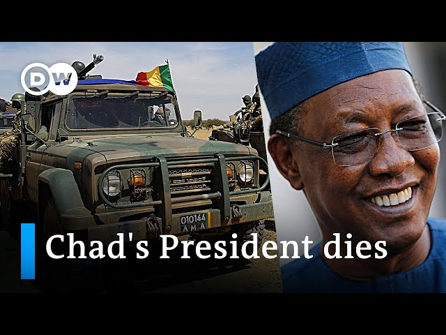 Chad army: President killed during front line visit | DW News