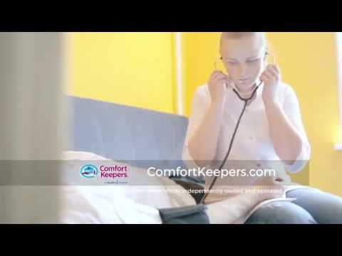 Customized In-Home Care Comfort Keepers Silicon Valley