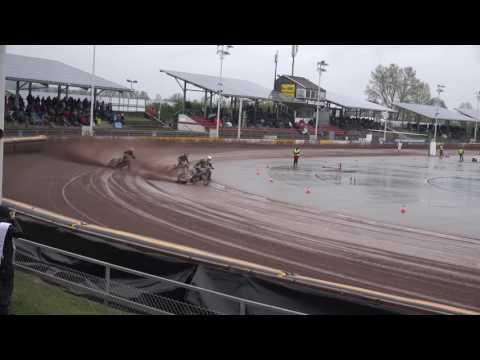 Speedway Bundesliga AC Landshut Devils Brokstedt Wikinger Lauf 7