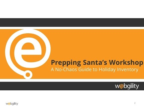 Prepping Santa's Workshop: A No-Chaos Guide to Holiday Inventory