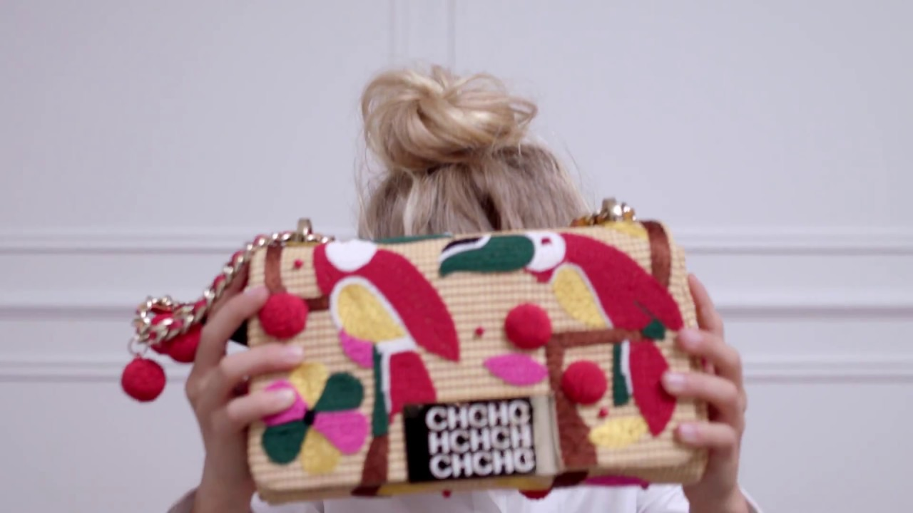 Bimba Bag 15th Anniversary Ch Carolina Herrera Youtube