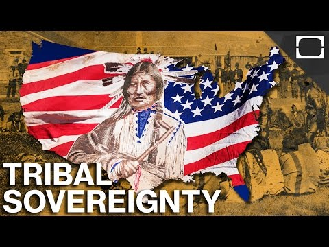 How Independent Are Native American Reservations?