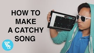 How To Make a Catchy Song... With A Tablet!