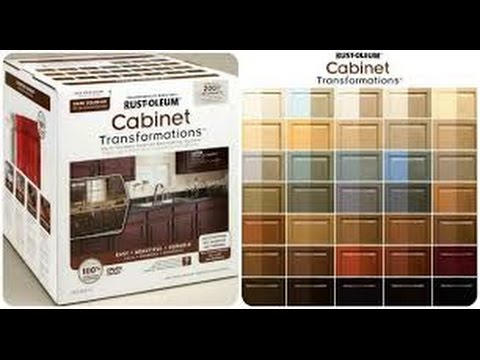 kitchen cabinet restoration kit rustoleum cabinet transformation 5735