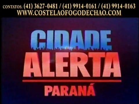 CIDADE ALERTA/PR - RIC TV - COSTELA SEM LENHA E SEM FUMAÇA