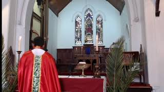 Holy Communion 28th  March
