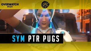 Symmetra PTR Community Games   OverwatchDojo
