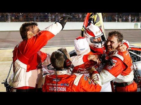 Harvick wins the 2014 Championship