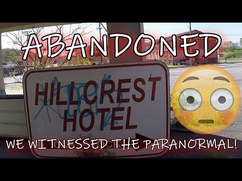 abandoned-hillcrest-hotel-in-pa- -a-door-slammed-by-itself!