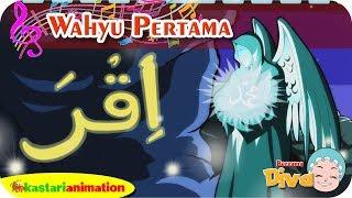 WAHYU PERTAMA | Lagu Anak Islami bersama Diva | Lagu Nabi Muhammad | Kastari Animation Official