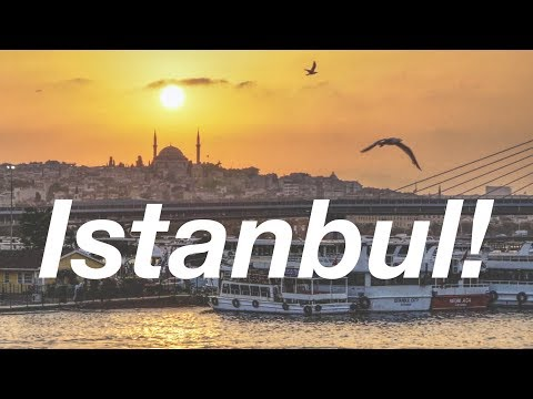 Istanbul: Let's go for a walk (Fatih, Galata Tower)| The Long Road Ep. 10