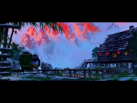"""Oogway Ascends"" Extended version"